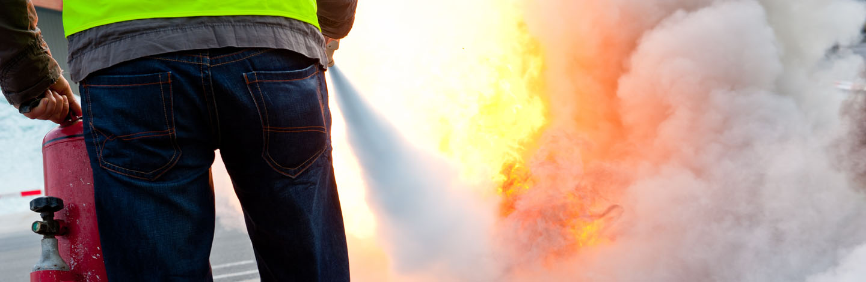 Schulungen Arbeitsschutz und Brandschutz